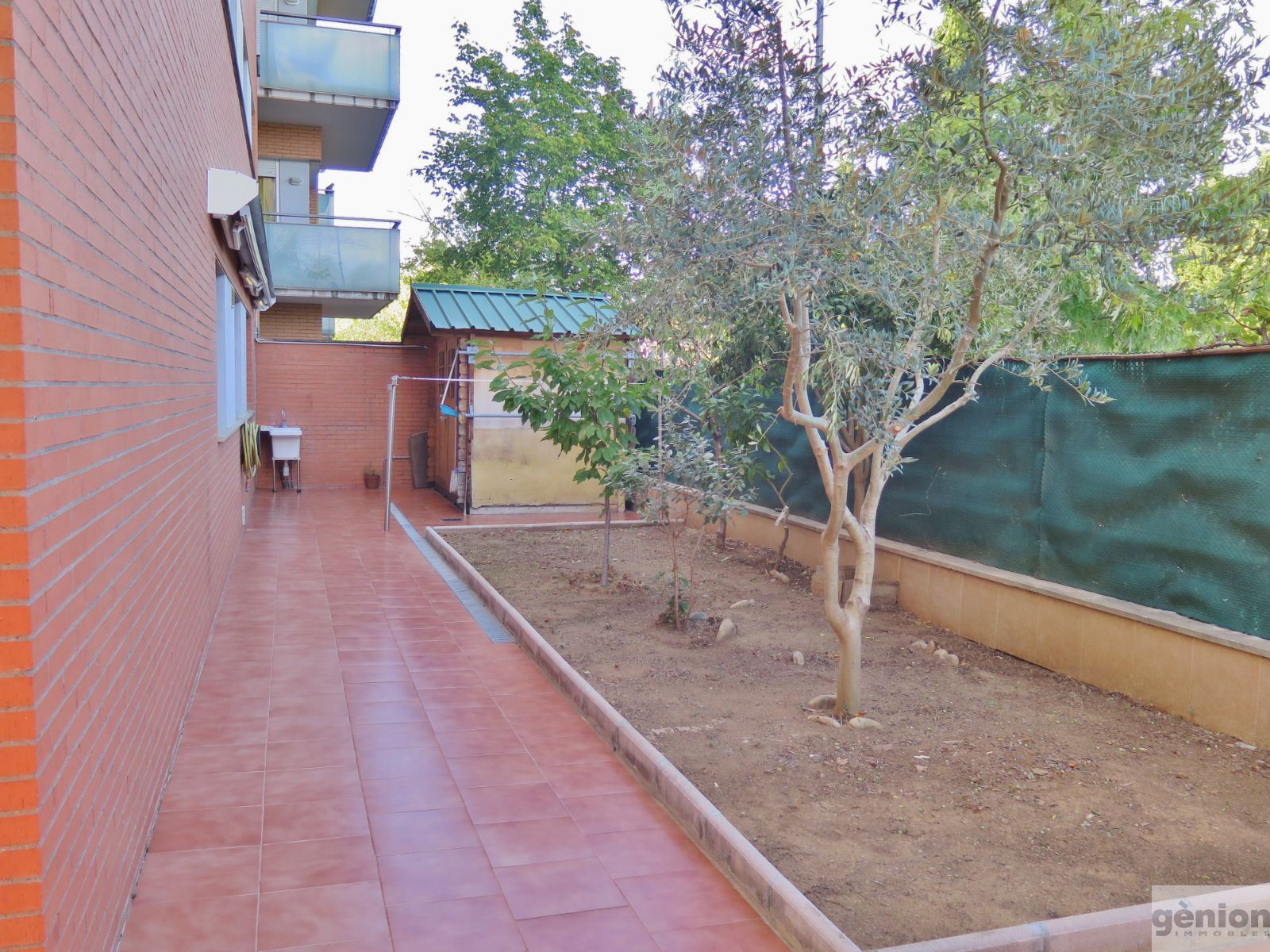 GROUND-FLOOR APARTMENT WITH PATIO IN DOMENY, GIRONA. PARKING SPACE AND COMMUNITY AREA